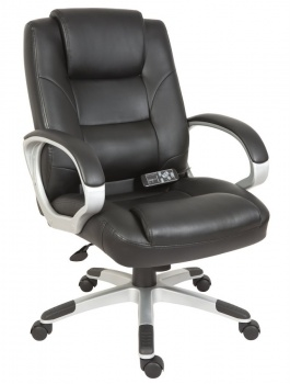 Lumbar Massage Executive Chair